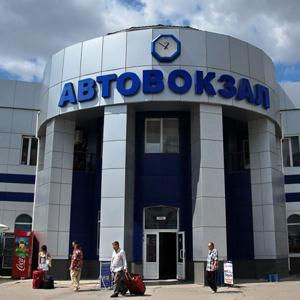Автовокзалы Щекино