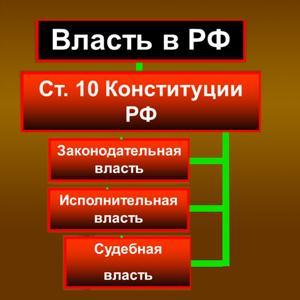 Органы власти Щекино