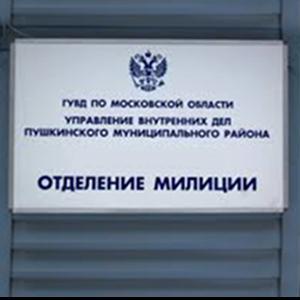 Отделения полиции Щекино
