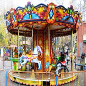 Парки культуры и отдыха Щекино