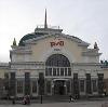 Железнодорожные вокзалы в Щекино